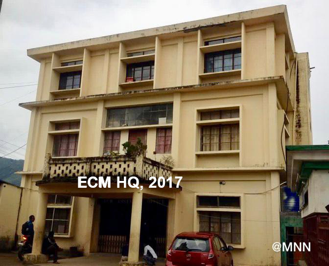 ECM Headquarters, Siaha - Assembly Office
